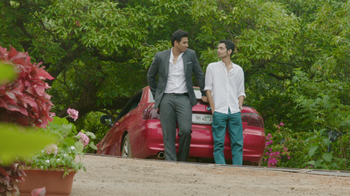 Shiv Pandit and Dhruv Ganesh in LOEV